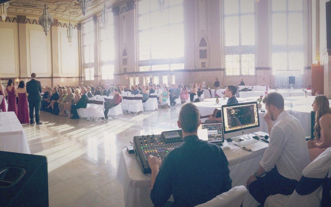 Wedding Reception Sound