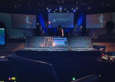 Church Sound Engineering and Support