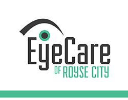 Eye Care of Royse City Logo Design