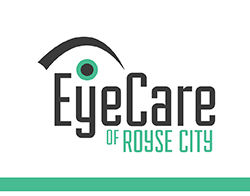 Eye Care of Royse City Logo Design